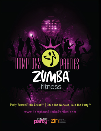 Hamptons Zumba Parties - Party Zumba - Long Island New York