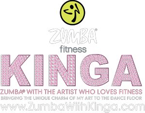 Zumba with Kinga - Dance Fitness - Gigs Classes Special Events