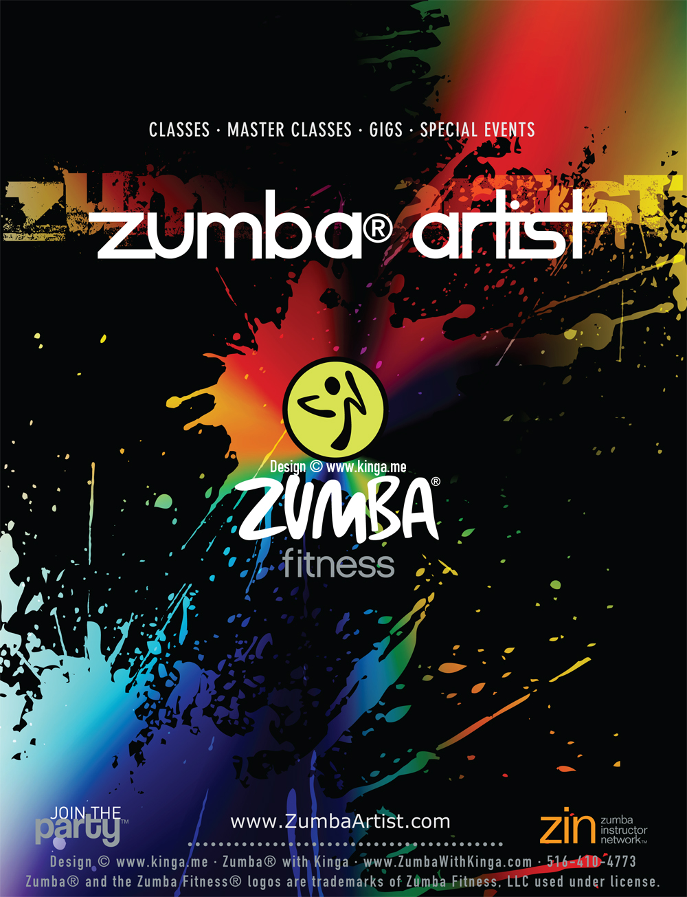 Zumba Artist - Long Island Zumba  - European American Artist Zumba Dancer Edina Kinga Agoston