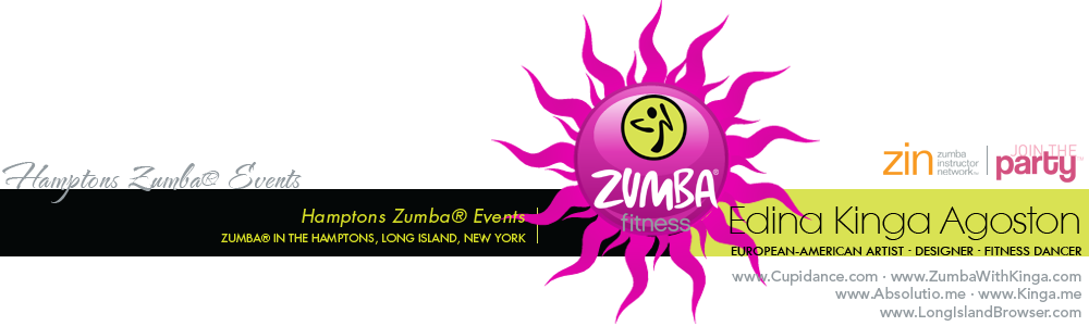 Hamptons Zumba Events - Party Zumba - Long Island New York