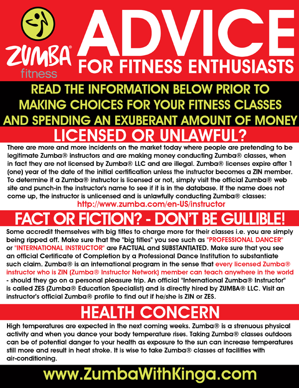 Zumba Tips and Advice For Fitness Enthusiasts